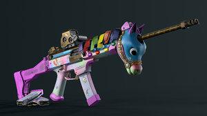 weapon cz scorpion evo 3D