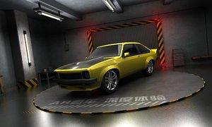 3D sports cars suvs holden