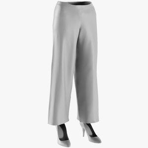 mesh women s pants model