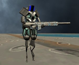 bot 3D