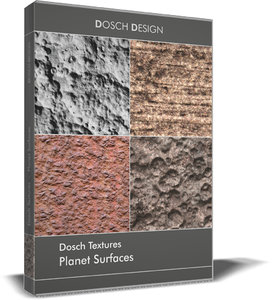 Dosch Textures - Planet Surfaces