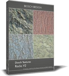 Dosch Textures - Rocks V2