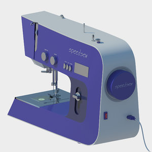 3D new sewing machine -