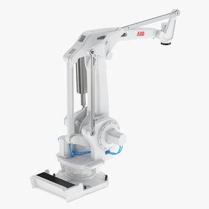 irb 3D model
