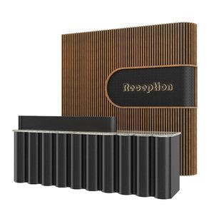 reception decor interior 3D model