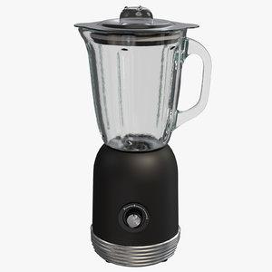 3D blender appliance