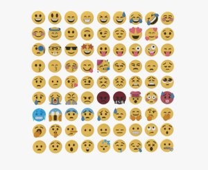 3D emoji emoticon megapack 81
