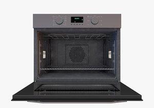 3D built oven