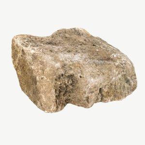 stone photogrammetry 3D