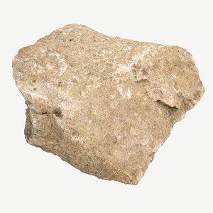 3D stone photogrammetry