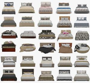 3D 30 beds