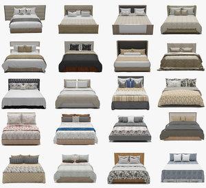 3D 20 beds