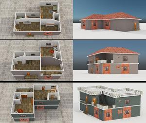 - building 3D