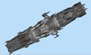 3D destroyer tyrant