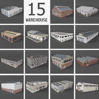 15 Industrial Buildings Collection I