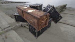 3D mystery box