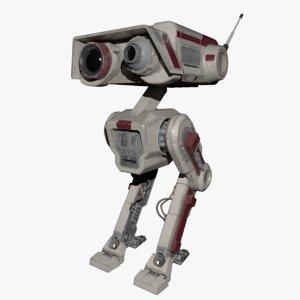 1 droid model