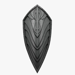 3D armor shield