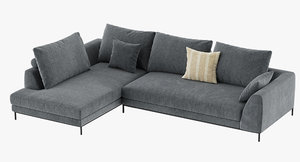 mexo oslo sofa 3D model