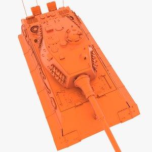 10 5 cm 3D model