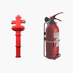 hydrant extinguisher model