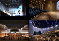 Auditorium  Space Collection 1 4 in 1