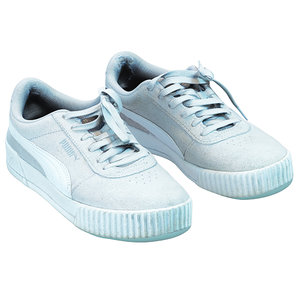 3D old shabby puma sneakers model