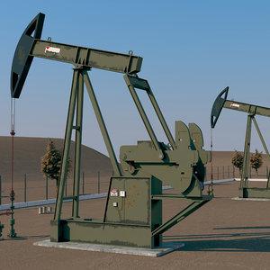 peak oil 3D