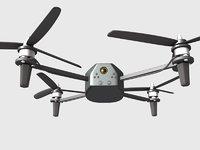 AAI SQ-4 UAS UAV