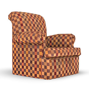 old armchair 2 model