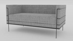sofa 2 4k 3D