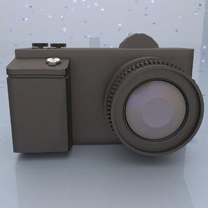 camera 1 model