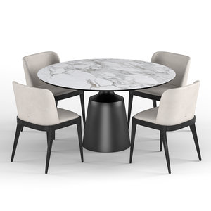 3D dining table cattelan italia