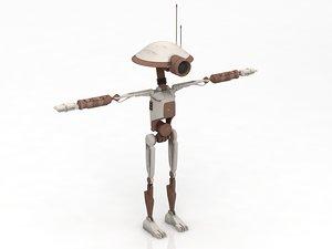 pit droid 3D