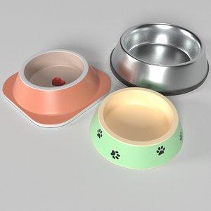 3D feeders animals model