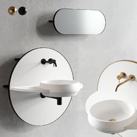 Ex t Arco S Wall-mounted Console Sink
