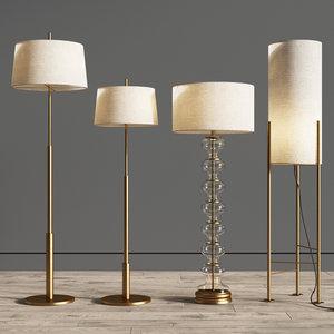 haus floor lamp model