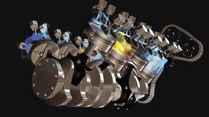 animation engine 3D