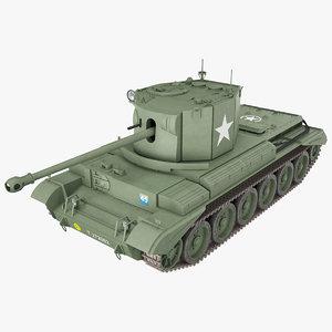 cruiser tank challenger a30 model