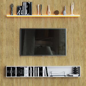 tv wall 4 3D