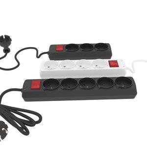 extension cords 3D