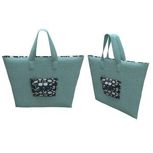 bag handbag model