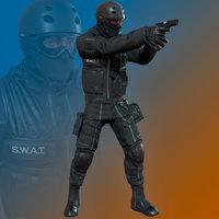 SWAT PBR