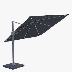 parasol glow challenger t2 3D model