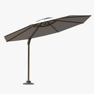 challenger t2 parasol model