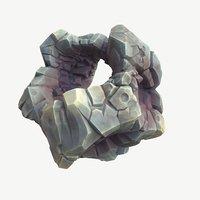 Holey Meteorite 01