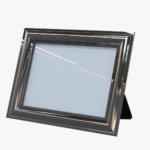 photo frame 3D model