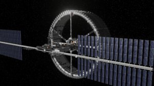 3D armstrong station model