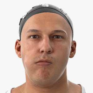 marcus human head tongue model