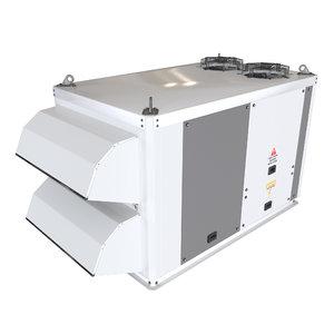 3D air ventilation